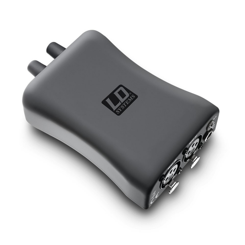Wired IEM Pack / Headphone Amp