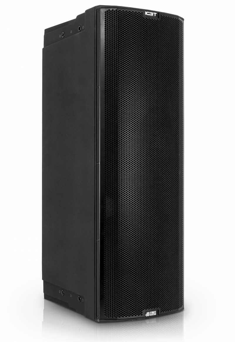 dB Technologies Ingenia IG3T Active Speaker (Pair)