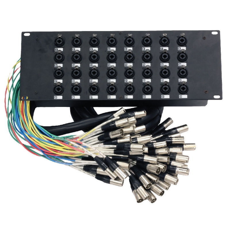 32 Channel Mic Splitter