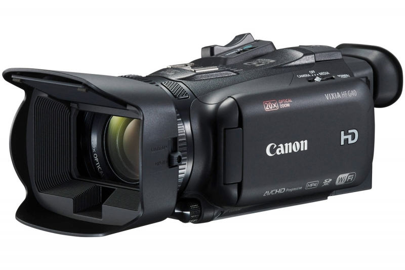 Canon Legria HF G40 full HD camcorder