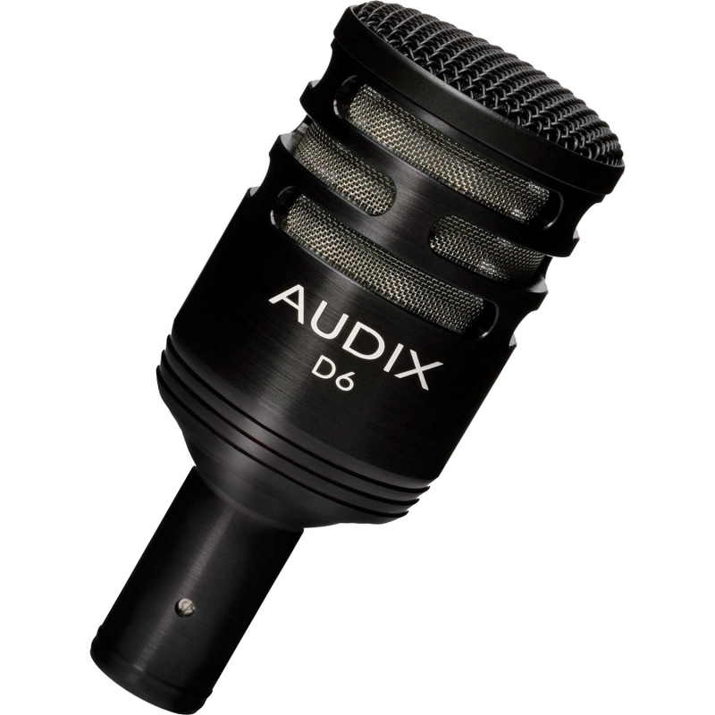 Audio D6 bass drum mic