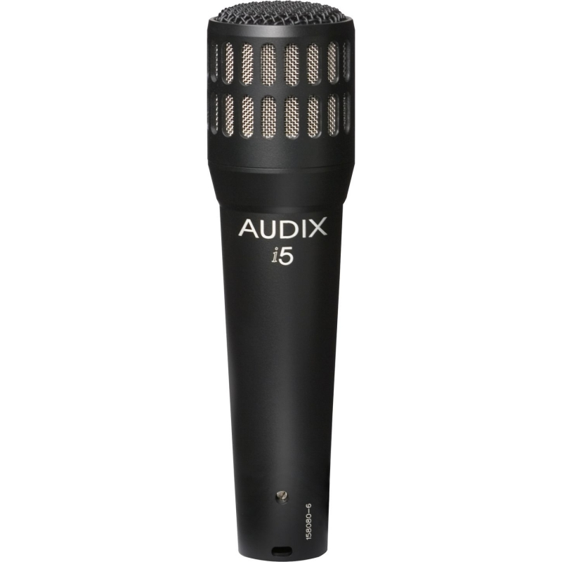 Audix i5 microphone for snare drum