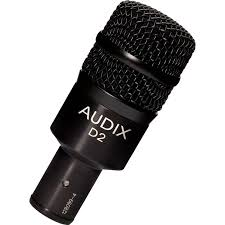 Audix D2 Clip-on Percussion Microphone