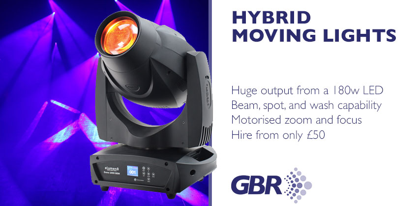Moving Heads promo