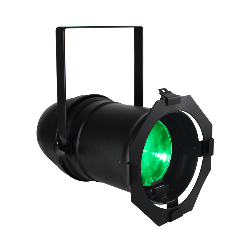 LED Zoom Parcan (Quad Colour)