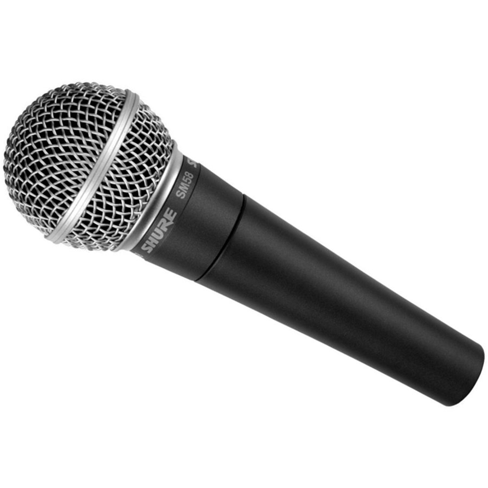 Wired Dynamic Mic