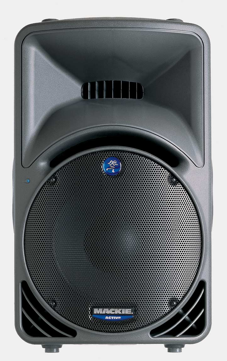Mackie SRM450 self powered loudspeakers (Pair)