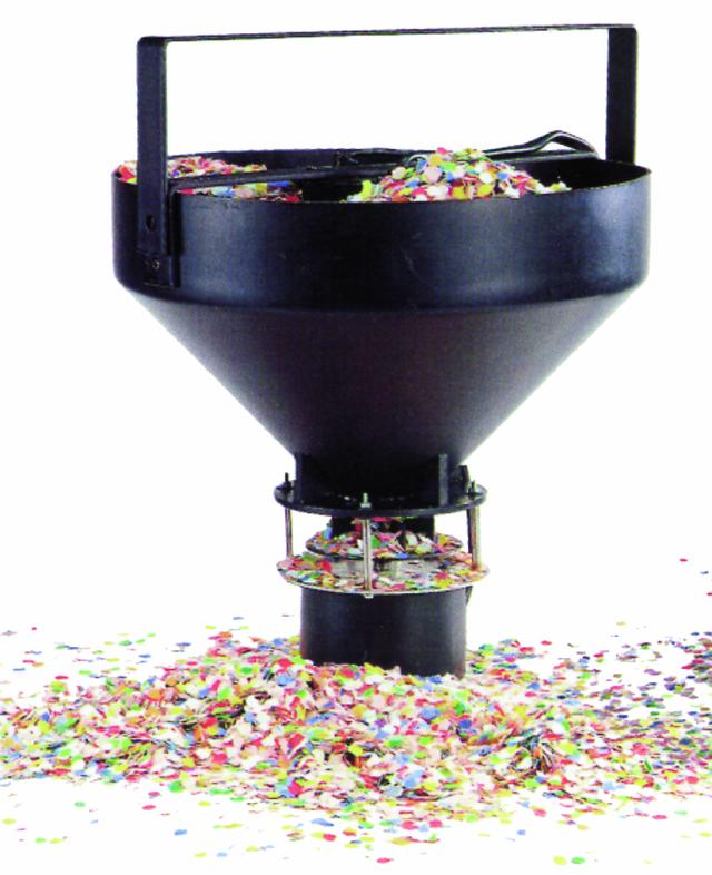 Small Confetti Spinner