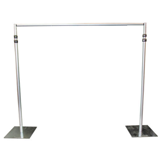 Curtain Call Drape/Starcloth stands