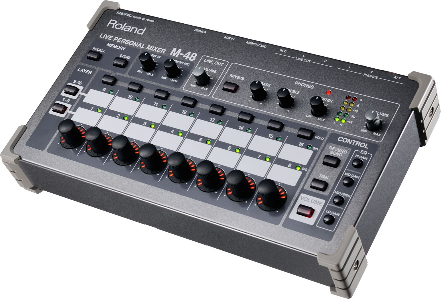 Roland M48 Personal Mixing system