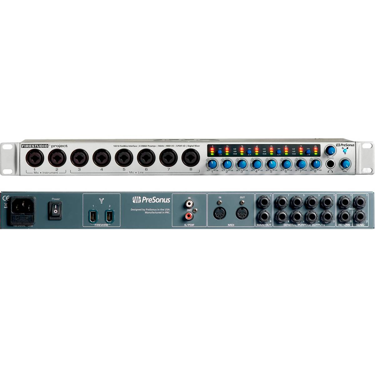 Presonus Fire Studio Recording Interface